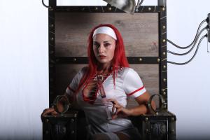 personaggi-infermiera provocatrice